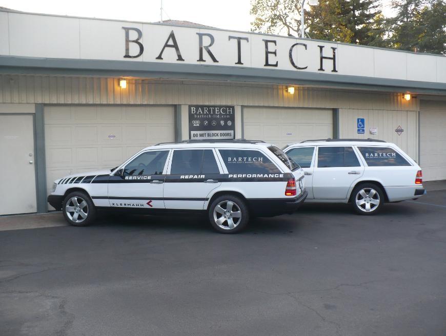 Bartech German Car Repair Bavsound